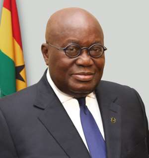 I've Fixed Kufuor's NHIS Mahama Destroyed – Akufo-Addo