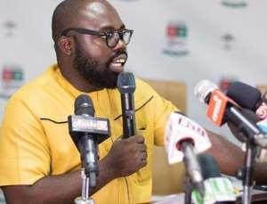 The Deputy General Secretary of the opposition National Democratic Congress (NDC), Peter Boamah Otukonor