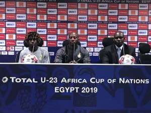 CAF U-23 AFCON: Black Meteors Take On Cameroon In Group A Today