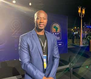 CAF U-23 AFCON: Ibrahim Tanko Admits Pressure But Confident Of Qualification