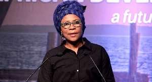 Madam Ahunna Eziakonwa, Assistant Secretary General and Director, Regional Bureau for Africa, UNDP