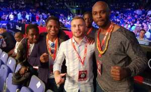 Carl Frampton: I Am Disappointed In Dogboe For Disrespecting Me