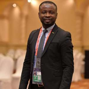 CAF U-23 AFCON: Fred Acheampong Appointed Black Meteors' Leader Of Delegation In Egypt
