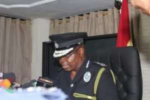 Inspector-General of Police (IGP),James Oppong-Boanuh