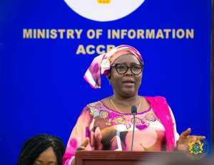 Alima Mahama is Local Government Minister