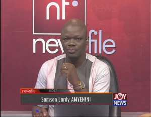 [Watch Live]: Newsfile Discusses Politics Of Nepotism, Trial Of ACP Agordzo