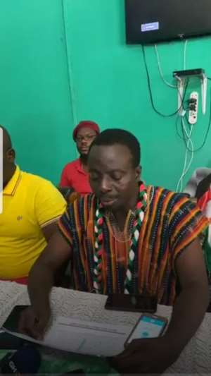 Press Conference By The National Democratic Congress, Agona West Following The Arrest, Prosecution And Remand Of Concerned Drivers And Matters Arising