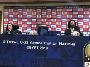 CAF U-23 AFCON: It Was A Fair Results - Ibrahim Tanko After Sharing Spoils With Cameroon