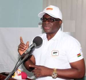 GOC President Urge Sports Federations To Be Transparent And Accountable