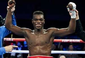 Richard Commey Set To Bounce Back In April