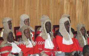 I wish judges wear African print, not black suit - Justice Torkornoo