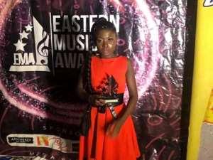 Tyra Meek Wins First Career Award At Eastern Music Awards 2019