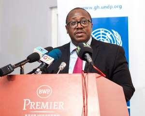Dr. Kojo Asante CDD Ghana