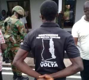 Volta House Of Chiefs Slams Western Togoland Movement