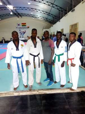 Greater Accra Lifts Overall Trophy At Korean Ambassadors Cup