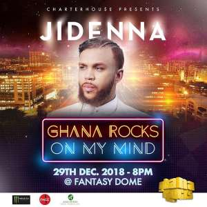 Ghana Rocks Returns With Jidenna, Fuse Odg, R2bees, Burna Boy & More!