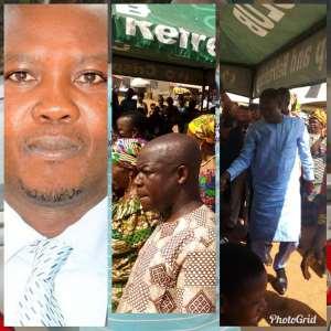 Akatsi South MP Celebrates Avenortutudoza Festival With Constituents