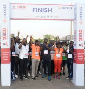 Access Bank Ghana Holds Nationwide Walkathon To Deepen Fight Against Fistula
