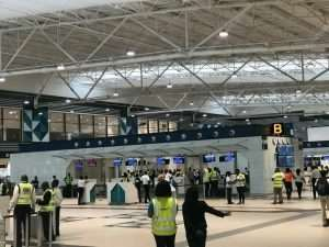 Kotoka International Airport Baggage Check-in Staff are Practising Big Time Corruption