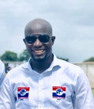 NPP Northern Regional Youth Organizer, Mr Mohammed Alhassan