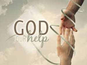 God's Help Is On The Way