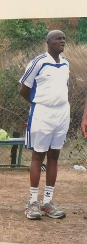 Ghanaian Clubs To Observe A Minute's Silence For Deceased Referee Lamptey This Weekend