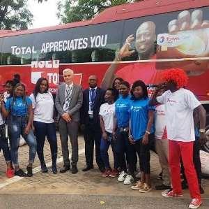 Total Ghana Holds 'Aseda Tour'