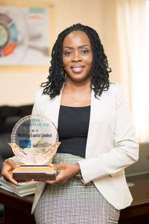 McOttley Becomes 2nd Fastest Growing Company In Ghana