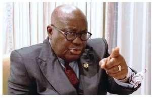 Satire: Letter To Akufo-Addo's God