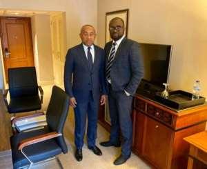 GFA President Kurt Okraku Chairs International Relations Committee