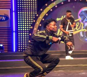 Lasmid wins MTN Hitmaker Season 8-Walks away with GH¢120, 000 recording deal