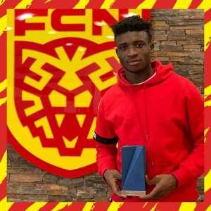 Kudus Mohammed Named Player Of The Month In Denmark
