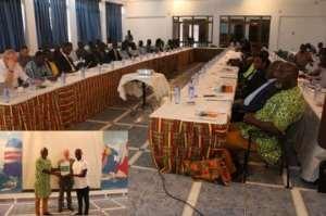 17th Business Platform Meeting Of GhanaVeg Held