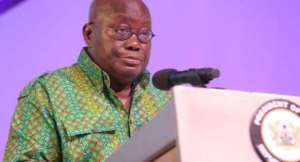 Akufo-Addo Cuts Sod For $1.5 Billion Tourism Project