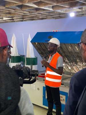 Seloart Group Opens Sign Making Factory, Corporate Head Office At Pokuase