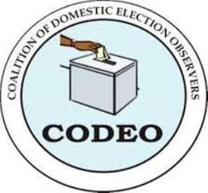 CODEO Preparatory Activities Towards 2019 District Level Elections