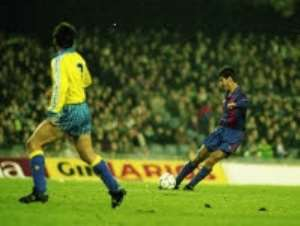TODAY IN FOOTBALL HISTORY… Pep Guardiola Made His Debut For Barcelona