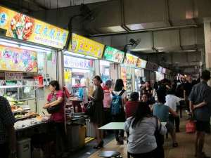 Singapore's Food Hawker Centres: One Option For Improving Cities' Dynamic Informal Food Sector