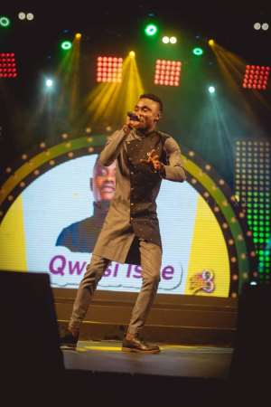 MTN Hitmaker Judges Were Unfair To Me — Evictee Qwesi Ishe Reveals
