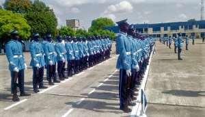 190 Customs Recruits Pass Out