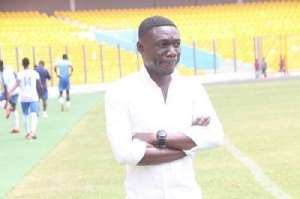 Sack Me If I Don't Win My First Five Matches - CoachIsaac Nii Armah To Great Olympics Management