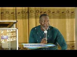 Watch Actor Bishop Bernard Nyarko's Powerful Deliverance
