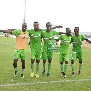 Match Report: Elmina Sharks Defeat Medeama SC 2-1