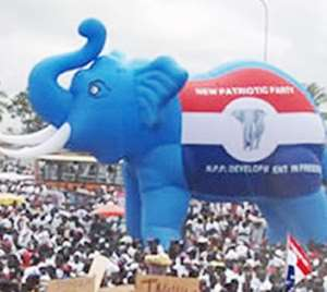 Danquah Institute Accepts Responsibility To Manage The New Patriotic Party's Ideological Institute