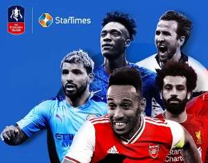 StarTimes Acquires Emirates FA Cup And Community Shield Rights