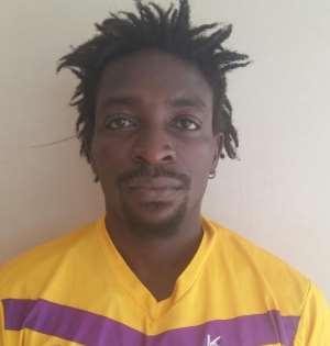 Aduana Stars Sign Defender Paul Aidoo On A Free Transfer