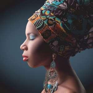 African Woman, A Poem By Johan Van Dongen