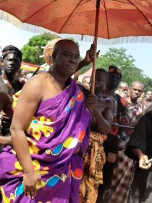 All Roads Lead To Dormaa For Kwafie Festival Grand Durbar