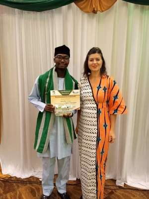 Sarah Evanega Writes: 2020 – Year For New Victories In Agric Innovation