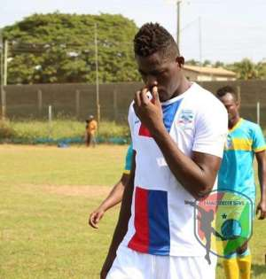 Liberty Professionals Midfielder Simon Zibo Keen On Aduana Switch